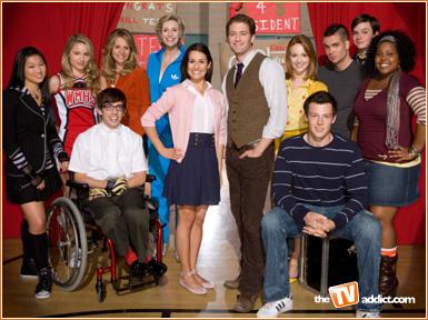 Glee: spoilers de la primera temporada
