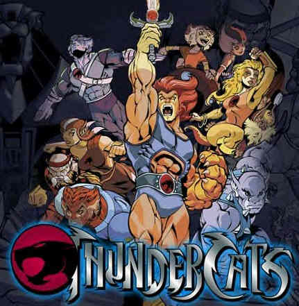 Thundercats on Thundercats
