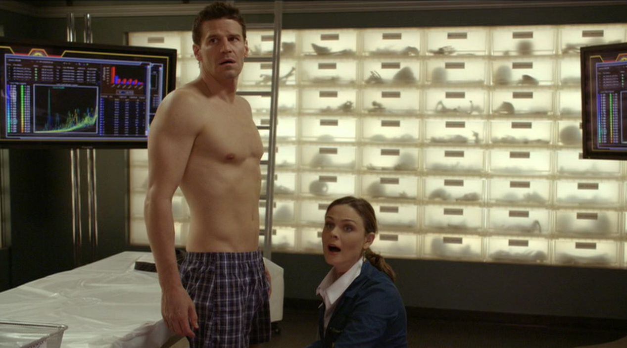 Pics Of Brennan And Booth Nude