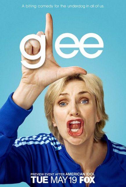 mejor personaje de glee Glee