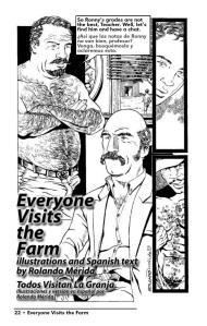 Everyone Visit the Farm (1)